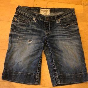 """Big Star """"Liv"""" boy shorts"""